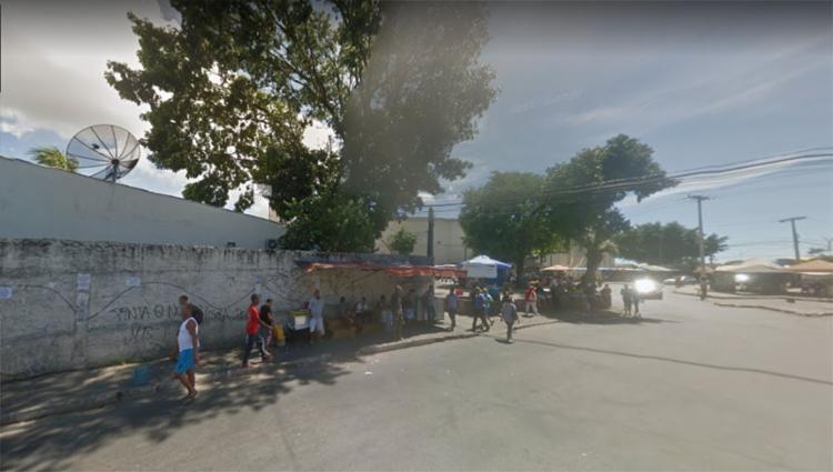 O intuito da intervenção é desafogar o tráfego de veículos na região - Foto: Reprodução | Google Maps