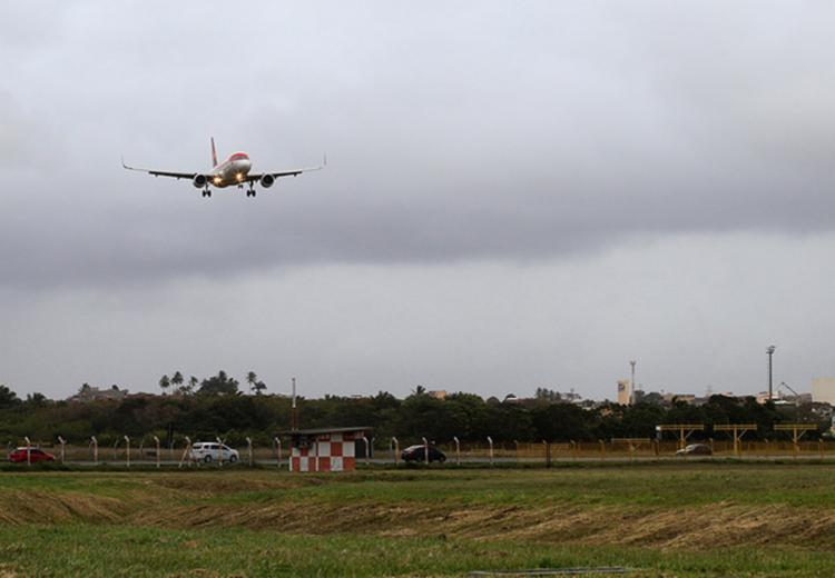Serão realizados, em média, 13 voos a mais por dia nos aeroportos de Salvador, Porto Seguro e Ilhéus - Foto: Pedro Moraes/Divulgação