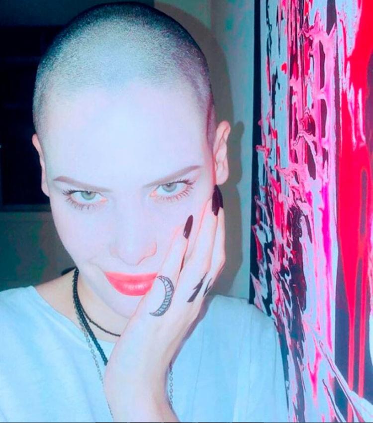 No Instagram a atriz comemorou por divulgar a novidade - Foto: Reprodução   Instagram