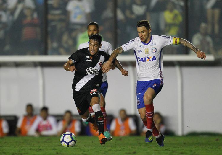 Tricolor levou dois gols no Rio, mas se garantiu na próxima fase graças ao bom triunfo na Fonte - Foto: Rafael Ribeiro l Vasco.com.br