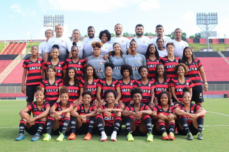 O time conta com toda a estrutura do Complexo Barradão