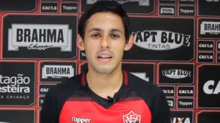 Marcelo Meli já está integrado ao elenco Rubro-Negro - Foto: Reprodução   EC Vitória