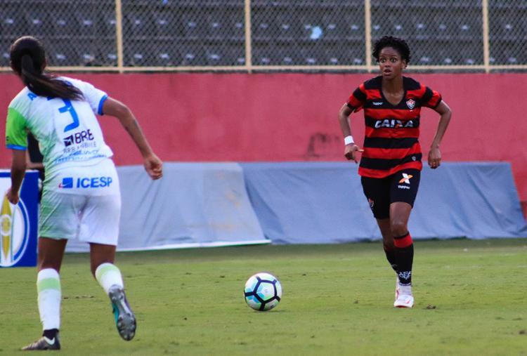 No último domingo, no Barradão, o Rubro-negro havia empatado com o time brasiliense em 2 a 2 - Foto: Maurícia da Matta l EC Vitória l 8.7.2018