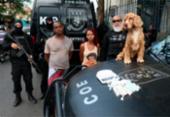 Polícia desmonta bar utilizado para distribuir drogas em São Caetano | Foto: Reprodução | SSP BA