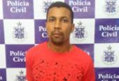 Homem é preso suspeito de planejar assalto que matou idoso em Amargosa | Foto: Divulgação | SSP