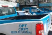 Irmãos são mortos a tiros em Feira de Santana | Foto: Aldo Matos | Reprodução | Site Acorda Cidade