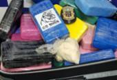 Cerca de 23 kg de cocaína são apreendidos em imóvel abandonado | Foto: Divulgação | Polícia Civil