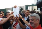 PT registra candidatura de Lula e tem até 17 de setembro para trocar candidato | Foto: Juliana Dias | A TARDE BSB