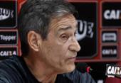 Carpegiani lamenta falta de garra em derrota do Vitória | Foto: Maurícia da Matta l EC Vitória