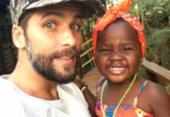 Giovanna Ewbank homenageia Bruno Gagliasso no dia dos pais | Foto: Reprodução | Redes Sociais