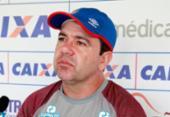 Enderson lamenta eliminação na Copa do Brasil e enaltece grupo | Foto: Felipe Oliveira | Divulgação | E. C. Bahia
