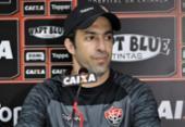 Técnico do Vitória tenta explicar goleada e despista sobre futuro | Foto: Maurícia da Matta | Divulgação | E. C. Vitória