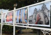 Forte Santa Maria abriga mostra com fotos de Salvador publicadas no Instagram | Foto: Jefferson Peixoto | Secom