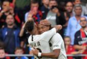Mbappé elogia Neymar após vitória do PSG: