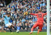 Agüero marca três, Gabriel Jesus quebra jejum e Manchester City faz 6 a 1 | Foto: Lindsey Parnaby | AFP