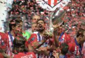 Atlético de Madrid bate Real na prorrogação e conquista a Supercopa da Europa | Foto: Raigo Pajula | AFP