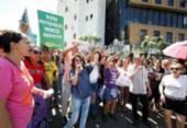 Greve dos professores municipais chega ao fim | Foto: Joá Souza | Ag. A TARDE