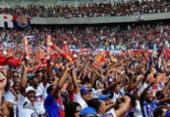 Ingressos para Bahia x Internacional estão à venda | Foto: Felipe Oliveira | Divulgação | E. C. Bahia