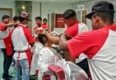 Ação oferece serviços gratuitos na Arena Fonte Nova | Foto: Divulgação