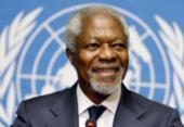 Morre Kofi Annan, ex-secretário-geral da ONU e ganhador do Nobel da Paz | Foto: AFP