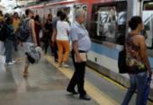 CCR vai a Nova Iorque mostrar o que é que o metrô do baiano tem | Foto: Raul Spinassé | Ag. A TARDE | 23.05.2018