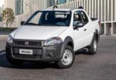Fiat Strada ganha versão Freedom com cabine dupla | Foto: Divulgação