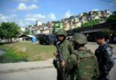 Morre segundo militar do Exército em operação na zona norte do Rio | Foto: