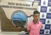 Polícia prende suspeito de tráfico e recupera animais furtados na BR-235 | Foto: Divulgação | SSP