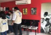 Três estúdios de tatuagem são notificados em operação | Foto: Divulgação | Ascom-PMS