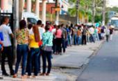 Bahia está entre os cinco estados com maiores taxas de desocupação | Foto: Edilson Lima | Ag. A TARDE