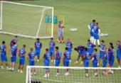 Enderson ajusta time do Bahia para duelo decisivo; Zé Rafael é poupado | Foto: Felipe Oliveira l EC Bahia