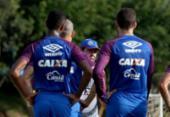 Bahia duela com Palmeiras em busca de classificação inédita | Foto: Felipe Oliveira l EC Bahia
