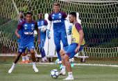 Bahia recebe o Internacional e tenta manter boa fase no Brasileirão | Foto: Felipe Oliveira l EC Bahia