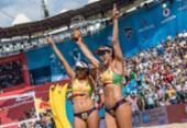 Agatha e Duda vencem checas e conquistam o World Tour Finals de vôlei de praia | Foto: Reprodução | Beach Major Series