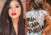 Ex de Wesley Safadão manda indireta: 'Fala na cara bandida' | Reprodução