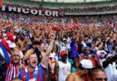 Ingressos para jogo Bahia x Internacional estão à venda   Felipe Oliveira   Divulgação   E. C. Bahia
