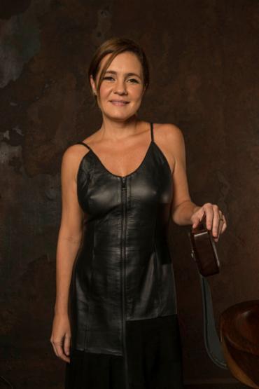 A atriz dá vida a Laurita na novela 'Segundo Sol', na TV Globo - Foto: Estevam Avellar   TV Globo