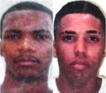 Willian e Murilo foram assassinados a tiros durante a madrugada - Foto: Aldo Matos | Acorda Cidade