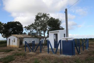 Mais de 2,5 mil moradores de Rio Real são beneficiados com obras de abastecimento de água