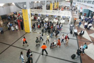 Aeroporto de Salvador inicia obras no terminal de passageiros nesta quinta   Luciano da Matta   Ag. A TARDE