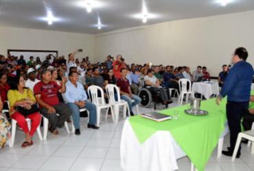 Empreendimentos selecionados pelo Alianças Produtivas se reúnem em Feira de Santana