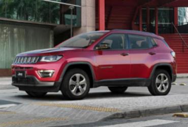 Saiba quais as versões do Jeep Compass que mais desvalorizam   Divulgação   Jeep