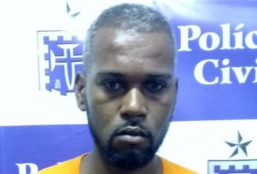 Suspeito de assassinar companheiro de ex-mulher é preso | Divulgação | SSP