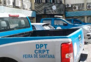 Os corpos foram encaminhados para o DPT de Feira de Santana - Aldo Matos | Reprodução | Site Acorda Cidade