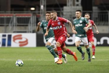 Bahia x Palmeiras tem primeira revisão de jogada com uso do VAR | Adilton Venegeroles l Ag. A TARDE
