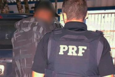 Homicida foragido da justiça baiana é preso em Teixeira de Freitas | Divulgação | PRF