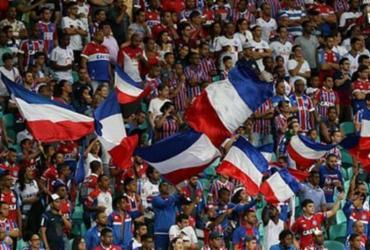 Mais de 20 mil ingressos são vendidos para Bahia x Palmeiras | Reprodução
