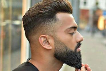 Veja três dicas para manter a barba crespa saudável e estilosa   Divulgação l Pinterest