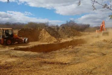 Mais de 90 barreiros para captar água da chuva serão construídos