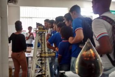 Candeias recebe até esta sexta (24) exposição sobre riquezas minerais da Bahia.